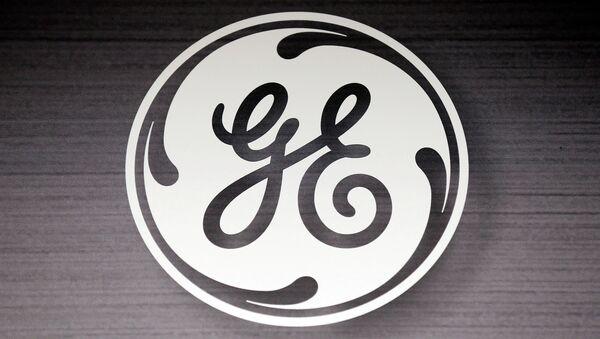 General Electric logo - Sputnik International