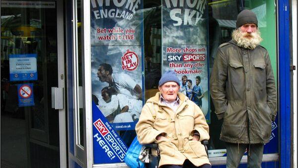 Pensioners in UK - Sputnik International