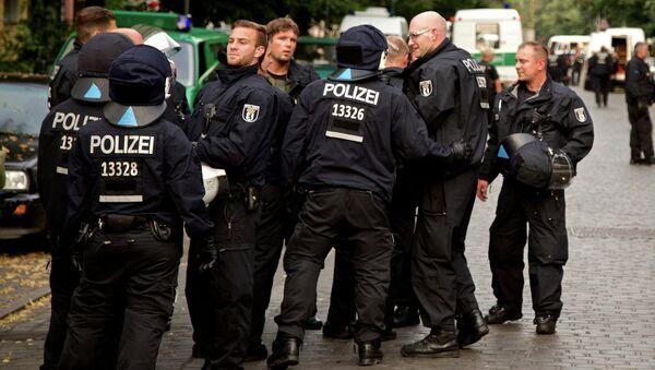 Police in Berlin - Sputnik International