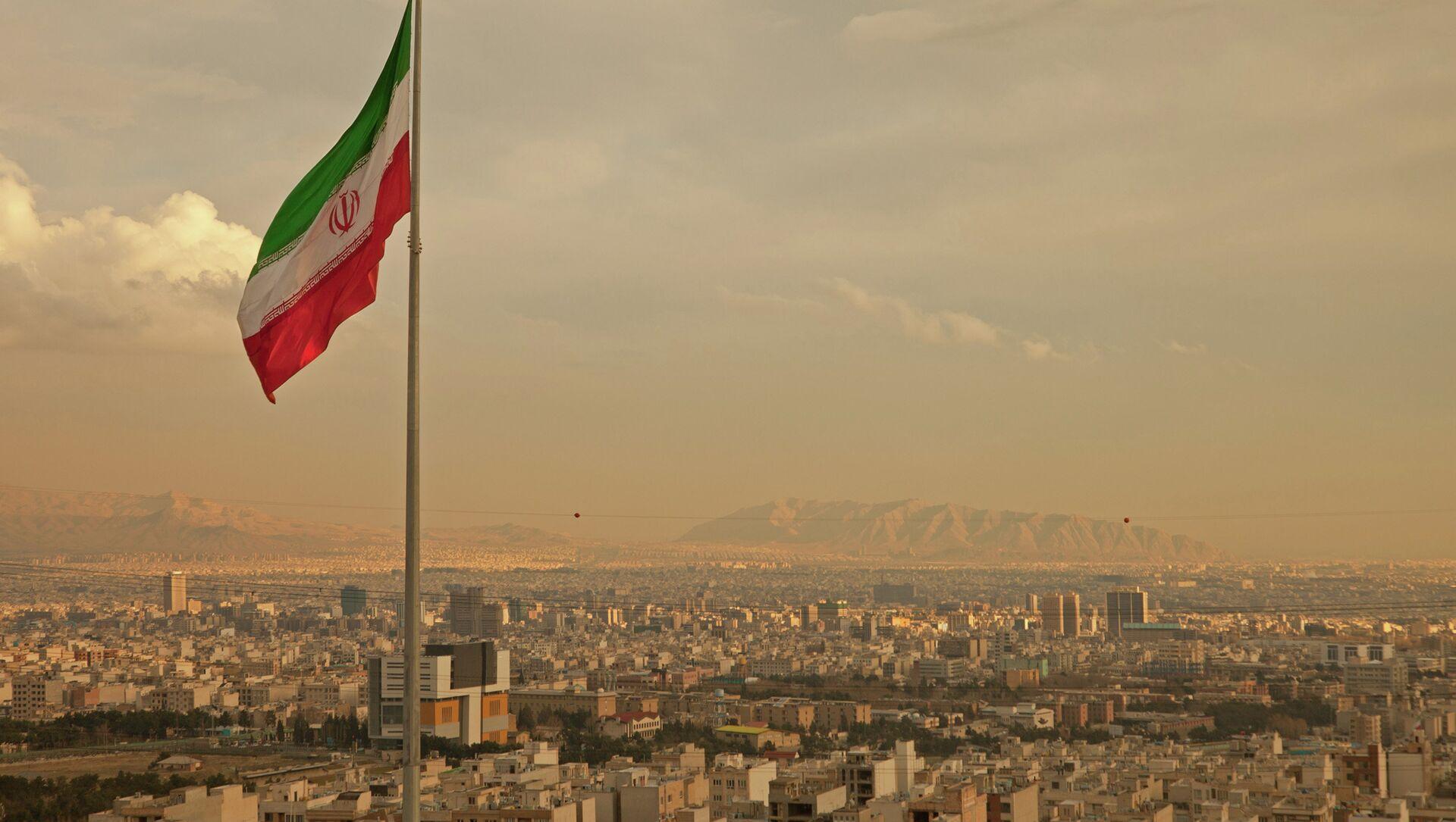 View of the Tehran, Iran - Sputnik International, 1920, 03.08.2021