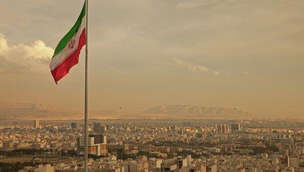 View of the Tehran, Iran - Sputnik International
