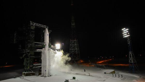 Angara-A5 test launch - Sputnik International
