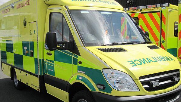 Britain Ambulance Service - Sputnik International
