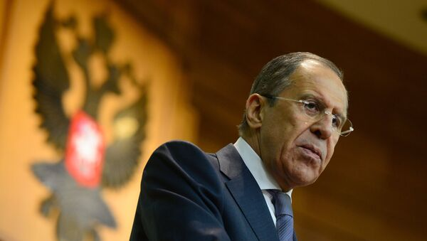 Geopolitical threat, stemming from violations of the international law by some countries, undermines global stability: Lavrov - Sputnik International