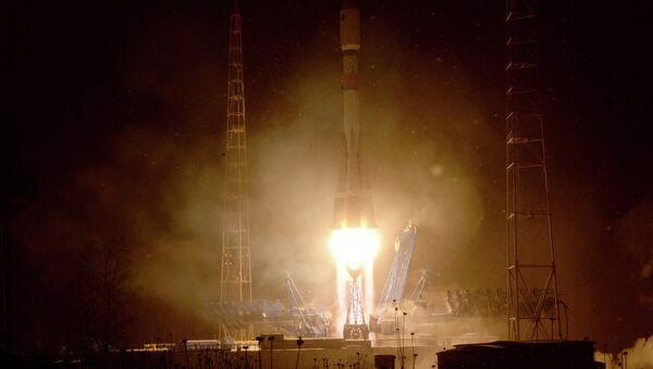 Russian Defense Ministry's spokesperson said that Russia has launched Soyuz-2.1b - Sputnik International