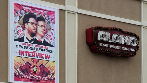 """An inquisitive Sputnik editor sat down with his family for Christmas Day eagerly to watch """"The Interview,"""" the latest film from Seth Rogan and James Franco about the assassination of North Korea's Supreme Leader, Kim Jong-un amidst the massive controversy, created by it in the last few weeks and gives an analysis of it and it impact. - Sputnik International"""