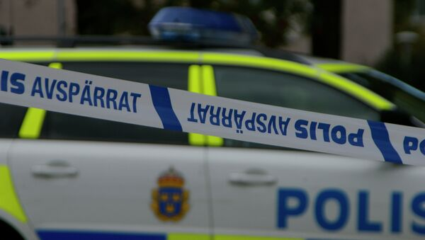 Police suspect that a mosque in the Swedish city Eskilstuna was set on fire, after witnesses reported seeing a bottle containing gasoline. Five people have sustained injuries. - Sputnik International