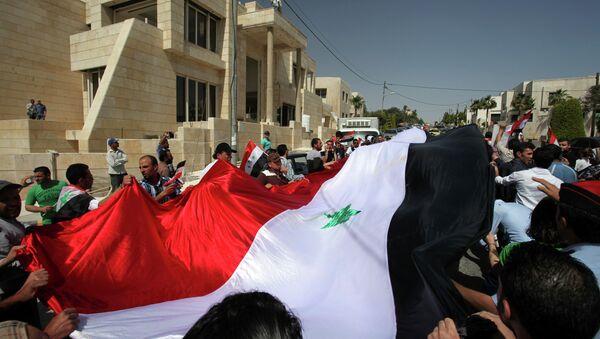 Syrian opposition prepares for Moscow Talks, hopes for results: Diplomat - Sputnik International