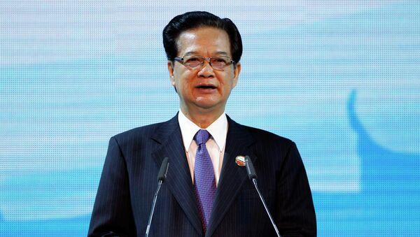 Vietnam's Prime Minister Nguyen Tan Dung - Sputnik International