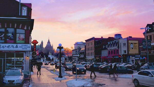 Ottawa's Byward Market - Sputnik International