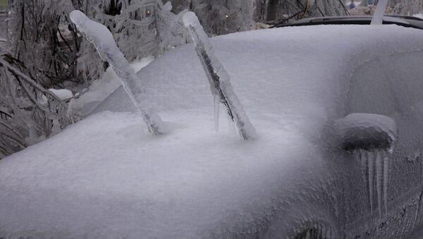 Blizzard - Sputnik International