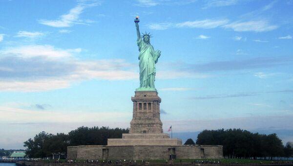 Statue of Liberty, Liberty Island - Sputnik International