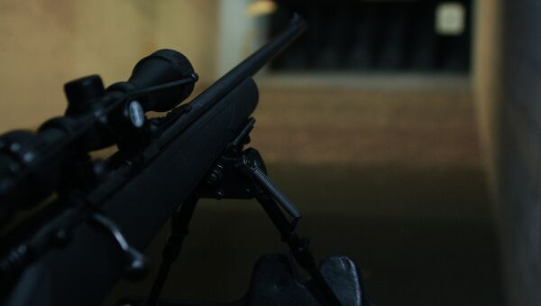 Sniper Rifle - Sputnik International