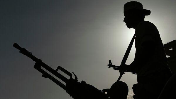 Pro-government Libyan forces - Sputnik International