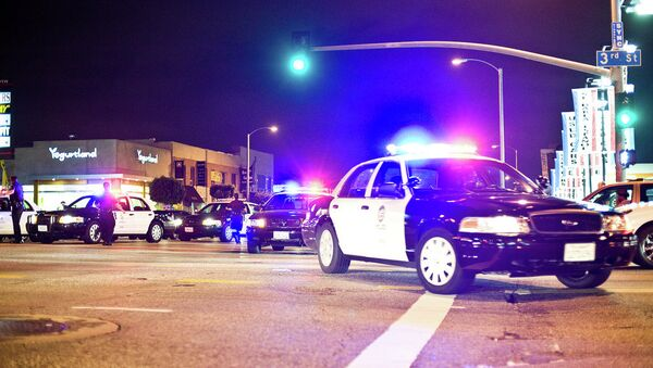 Los Angeles Police - Sputnik International