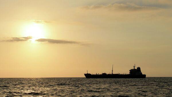 Oil Tanker - Sputnik International