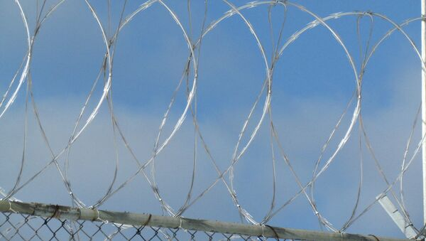 In prison - Sputnik International