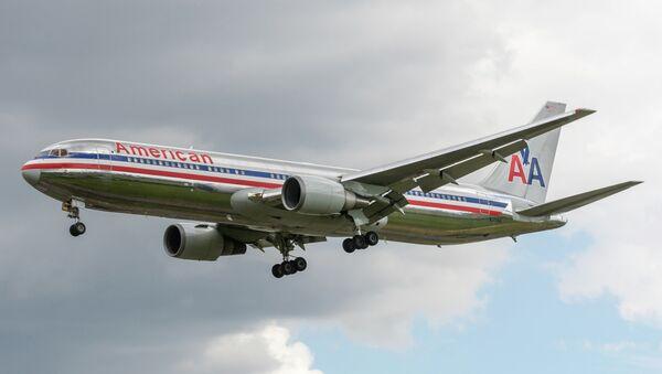 American Airlines B767-323ER N371AA Old Scheme - Sputnik International