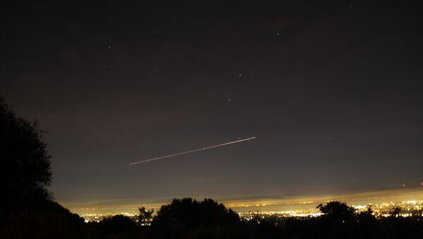 Quadrantid meteor shower - Sputnik International