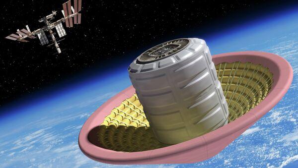 High Energy Atmospheric Reentry Test (HEART) - Sputnik International