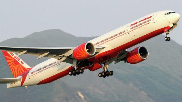 Air India plane - Sputnik International