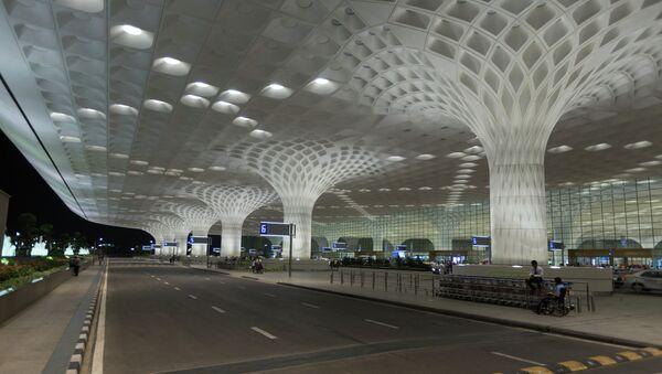 Mumbai airport - Sputnik International