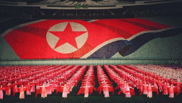 Dancing Girls of the North Korea - Sputnik International