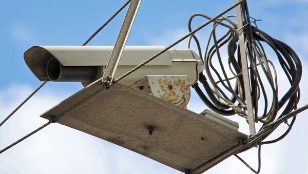 Surveillance camera - Sputnik International