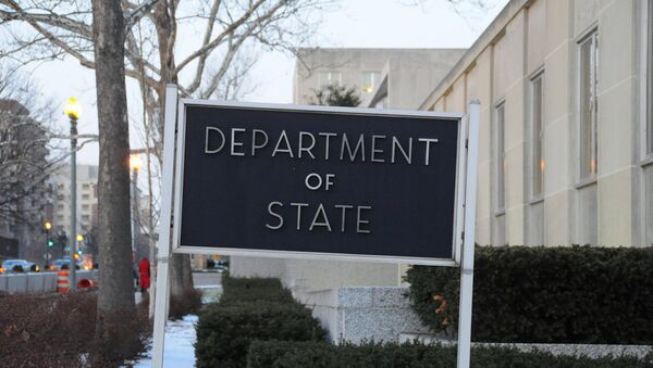 US Department of State - Sputnik International