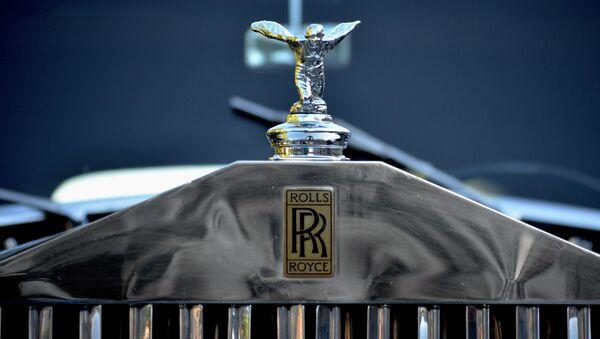 Rolls Royce Front - Sputnik International