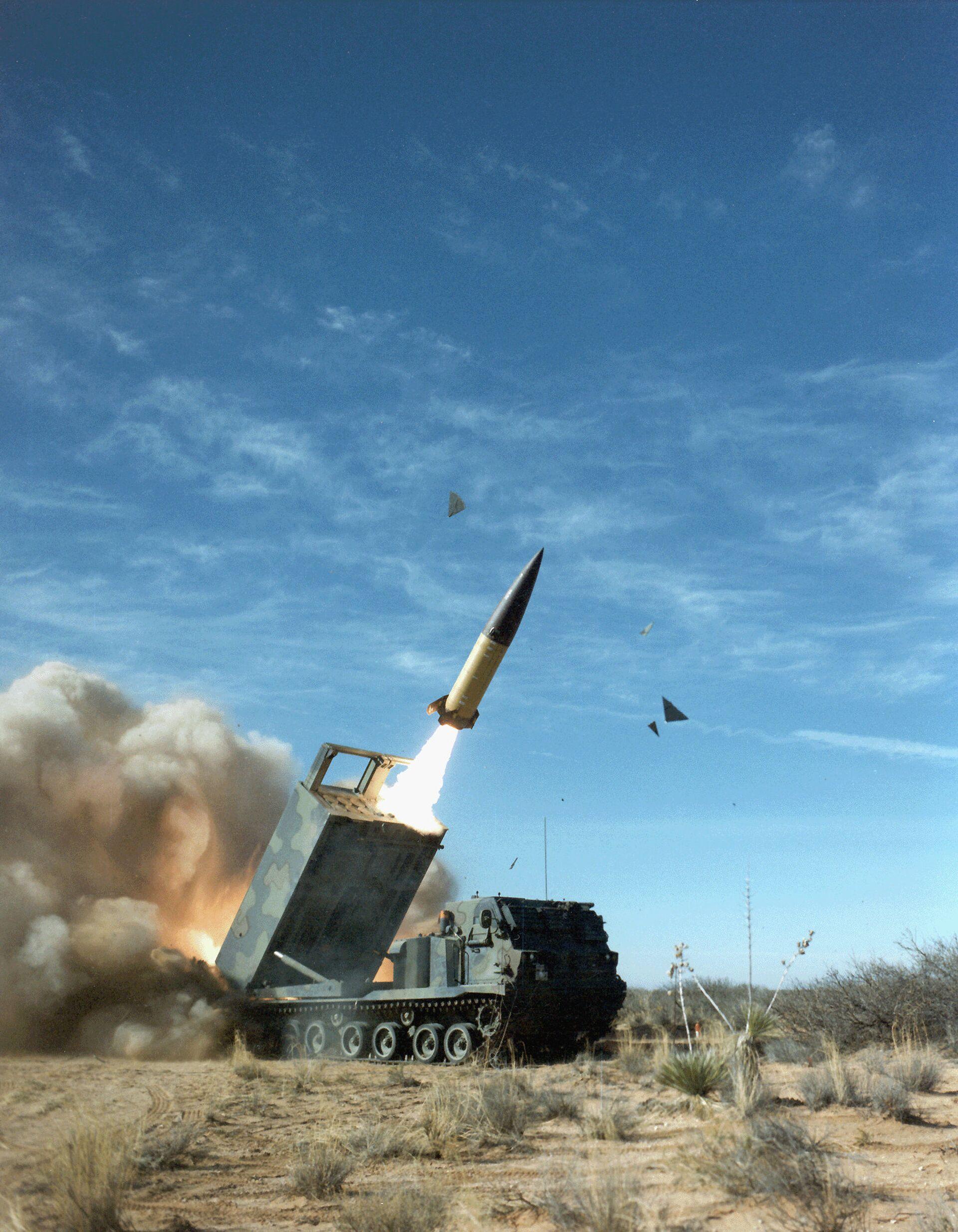 ATACMS Army Tactical Missile System - Sputnik International, 1920, 14.10.2021