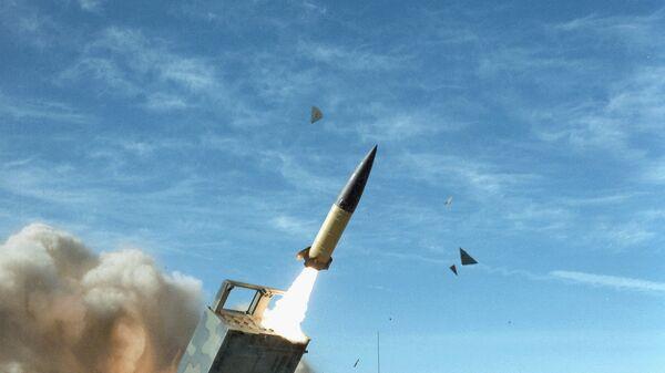 ATACMS Army Tactical Missile System - Sputnik International