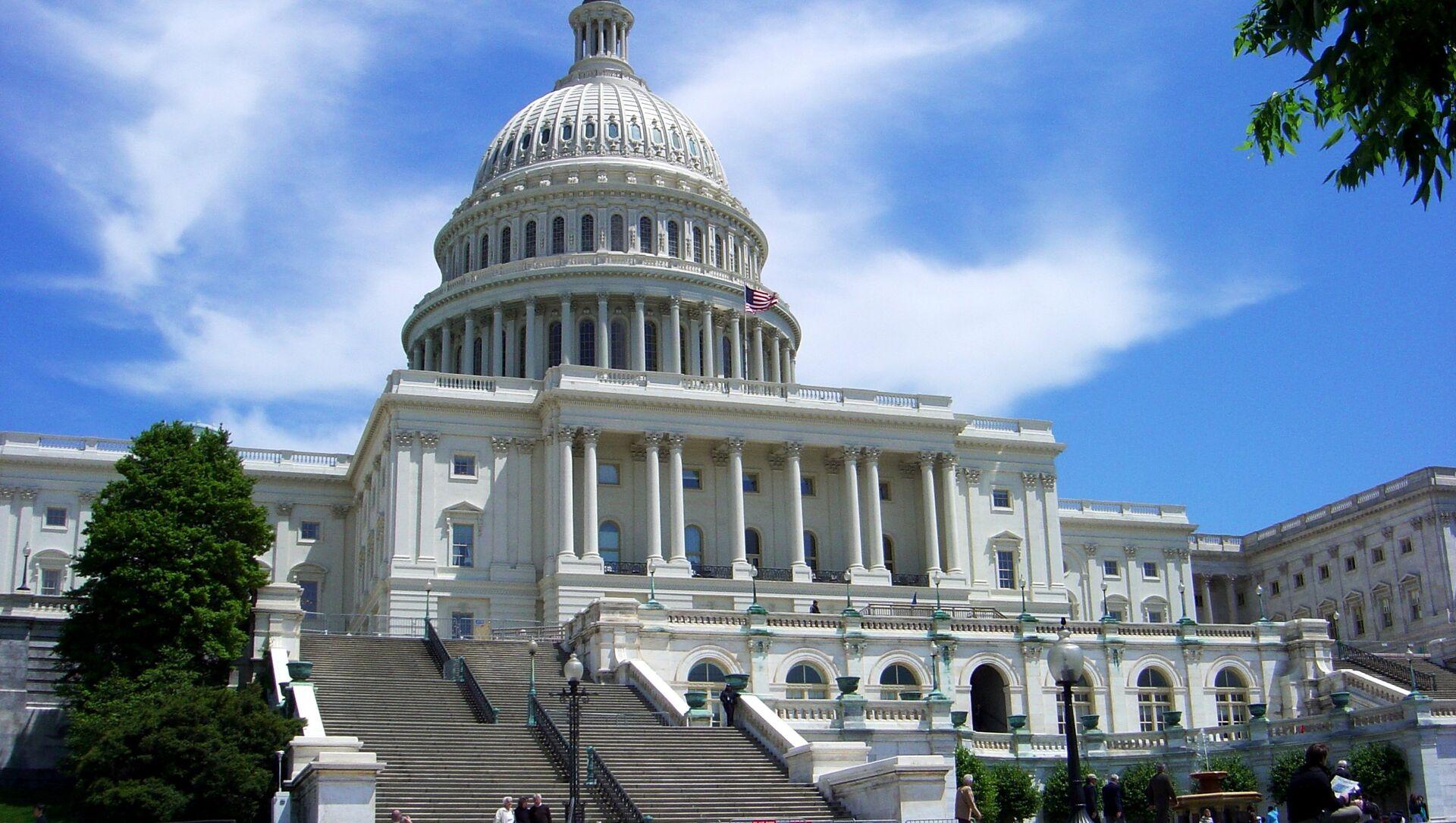 US Senate building - Sputnik International, 1920, 01.08.2021
