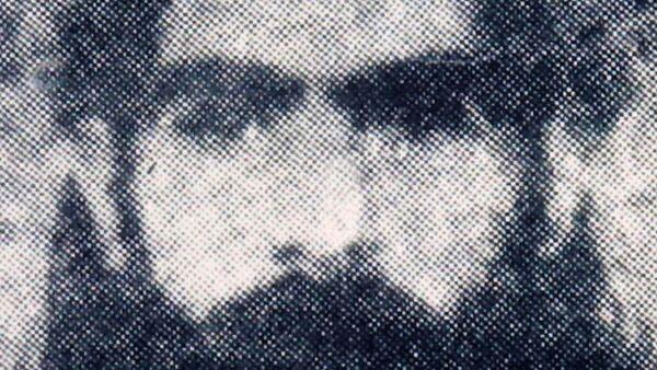This undated file photo reportedly shows the Taliban supreme leader Mullah Omar - Sputnik International