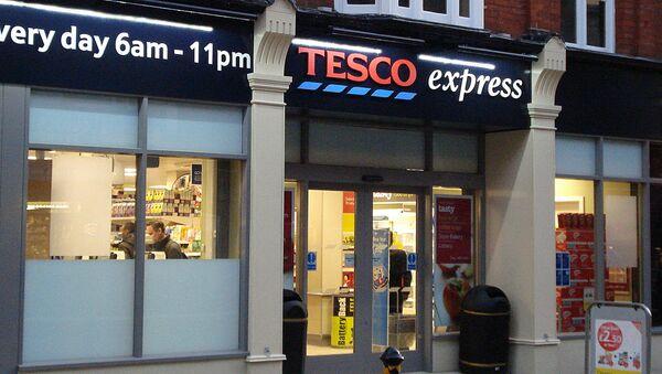 Tesco Express, Croydon, London - Sputnik International