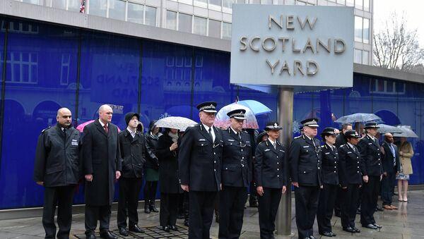 British police officers - Sputnik International