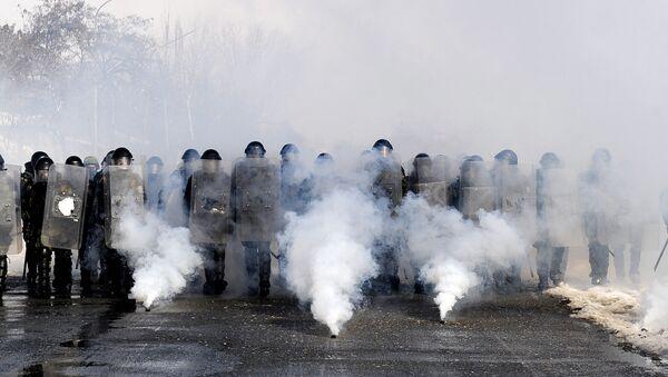 European Union police - Sputnik International
