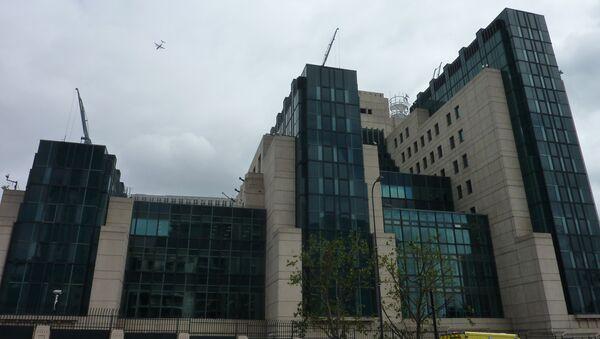 MI5 Headquarters, London - Sputnik International