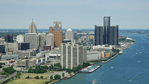 Detroit, Michigan - Sputnik International