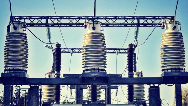 Electricity itself - Sputnik International