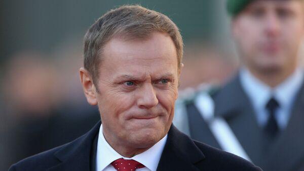 President of the European Council Donald Tusk - Sputnik International