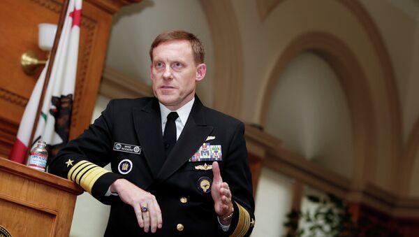 National Security Agency director Mike Rogers - Sputnik International