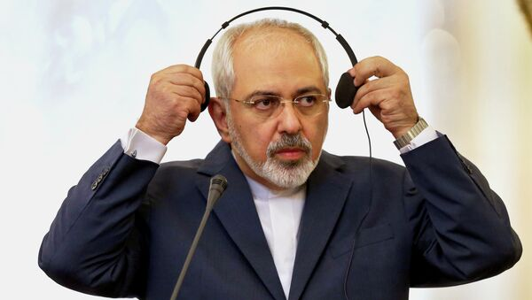 Iran's Foreign Minister Mohammad Javad Zarif said Sunday the Iranian delegation will seek to speed up the process of negotiations on Tehran's nuclear program during the upcoming meeting with US representatives in Geneva. - Sputnik International