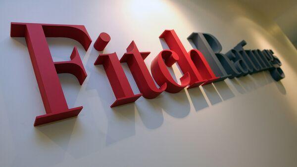 Fitch rating agency - Sputnik International