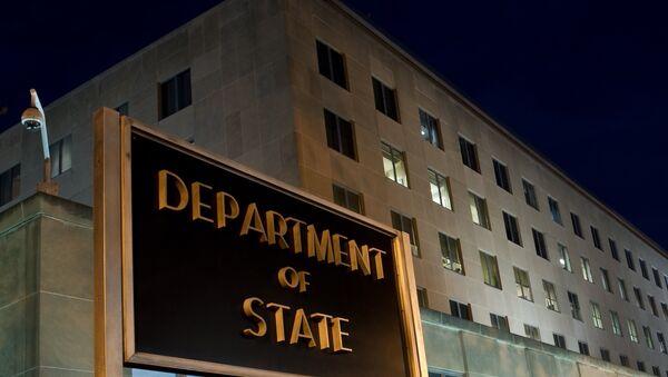 US State Department - Sputnik International