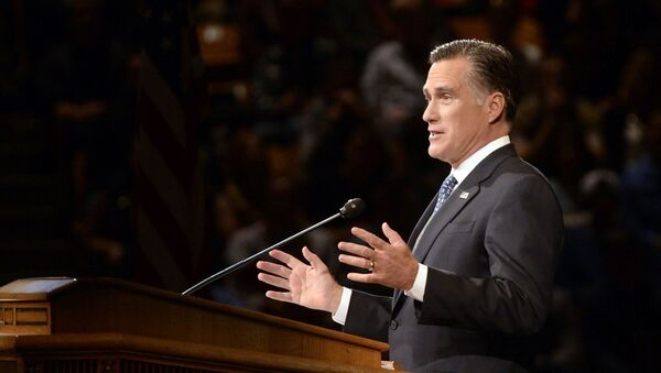 Mitt Romney - Sputnik International