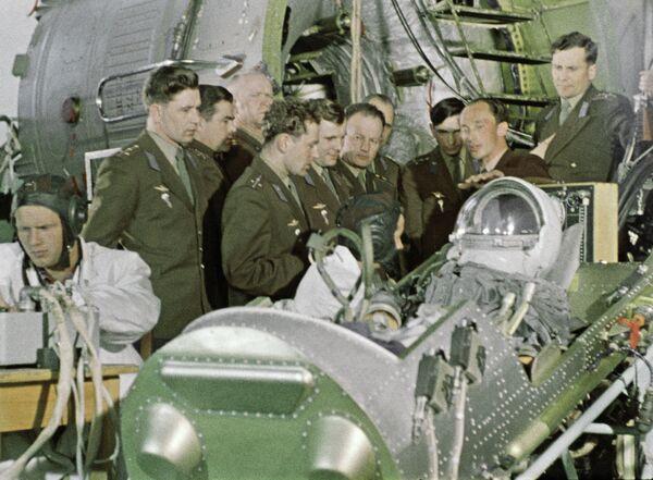 Cradle of Space Travel: Russian Cosmonauts Training Center in Pictures - Sputnik International