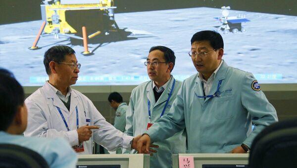 The Chinese Lunar Exploration Program has a three phase design - Sputnik International