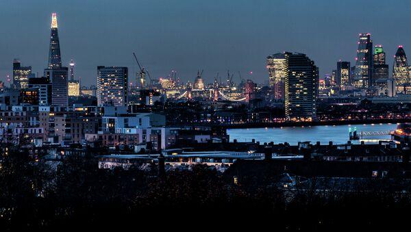 London Cityscape - Sputnik International