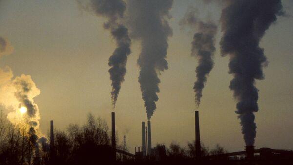 Carbon Emission - Sputnik International